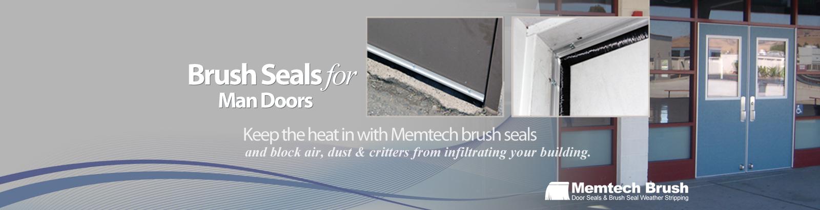 Brush Seal   Door Seals   Weather Stripping