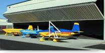 Aircraft Hanger Door Brush Seals