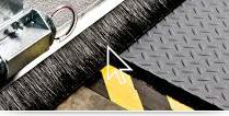 Dock Leveler Brush Seals