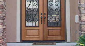 Double Entry Doors Brush Seals Weatherstripping Memtech Brush